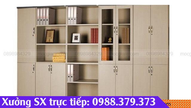 Đặt đóng tủ kệ hồ sơ theo yêu cầu