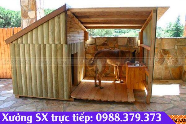 Đóng chuồng chó tại Bình Dương giá rẻ