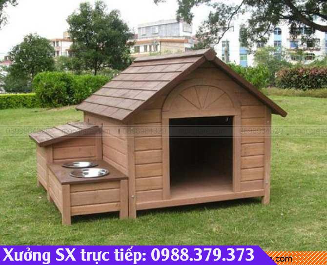 Xưởng đóng chuồng nuôi chó tại HCM