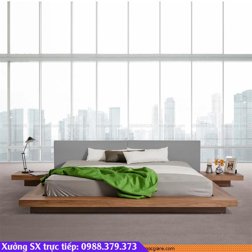 Xưởng mộc đóng giường phản đẹp rẻ TpHCM