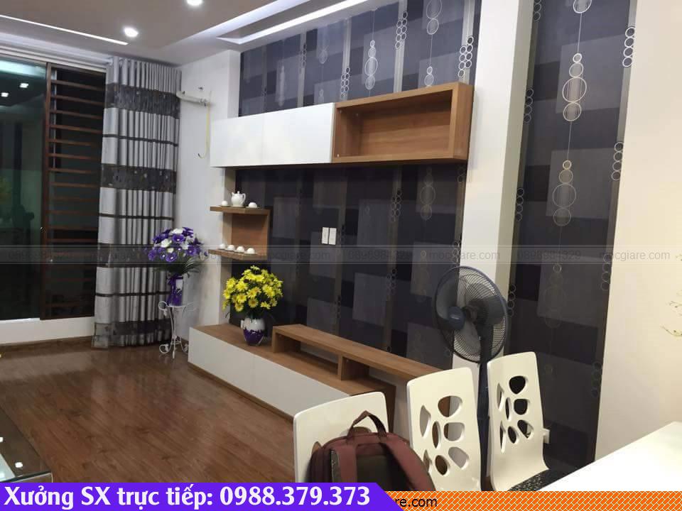 Chuyên đặt đóng kệ tivi ở Thuận An 51231938W