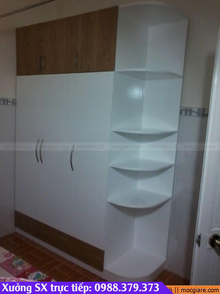Chuyên đặt đóng tủ áo âm tường ở Nhơn Trạch 591819MRF