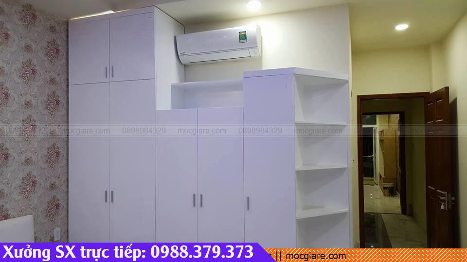 Chuyên đặt đóng tủ áo âm tường tại Bàu Bàng 5118191V9