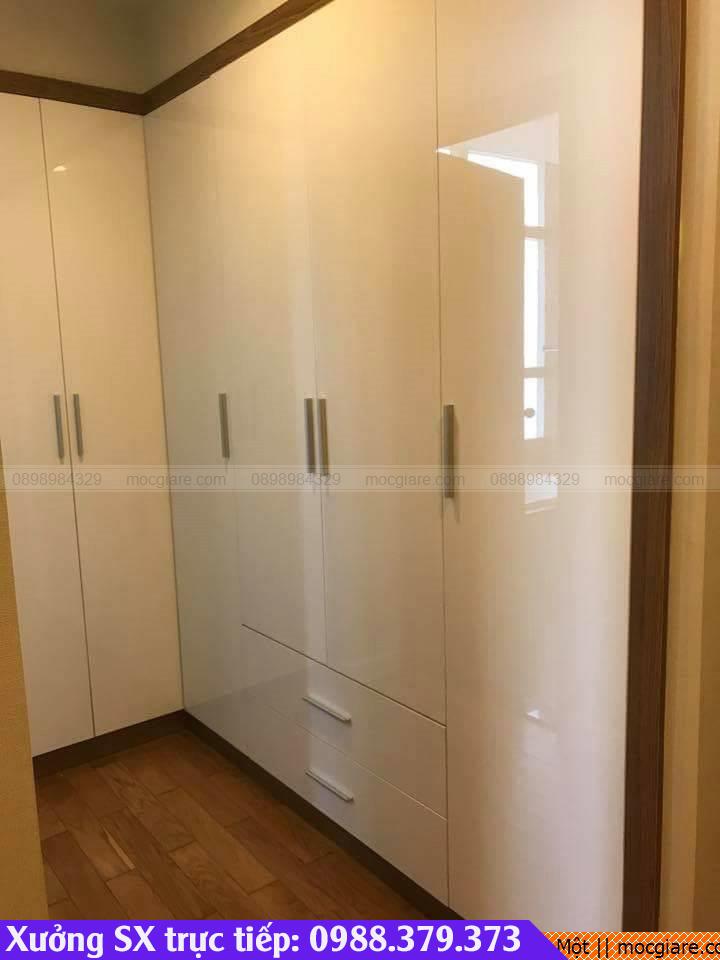 Chuyên đặt đóng tủ áo âm tường tại Thủ Dầu Một 44181991N