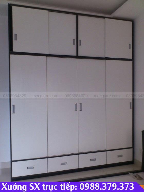 Chuyên đặt đóng tủ áo giá rẻ tại Tân Bình 251819ERK