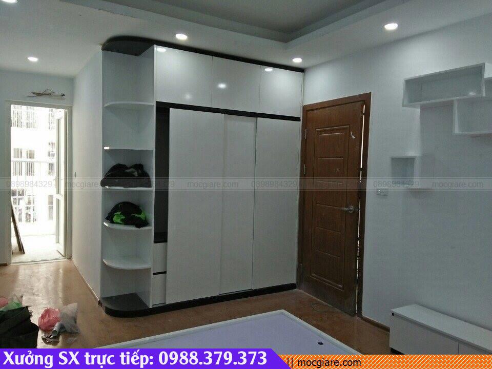 Chuyên đặt đóng tủ áo phòng ngủ tại Bến Cát 251819TZG