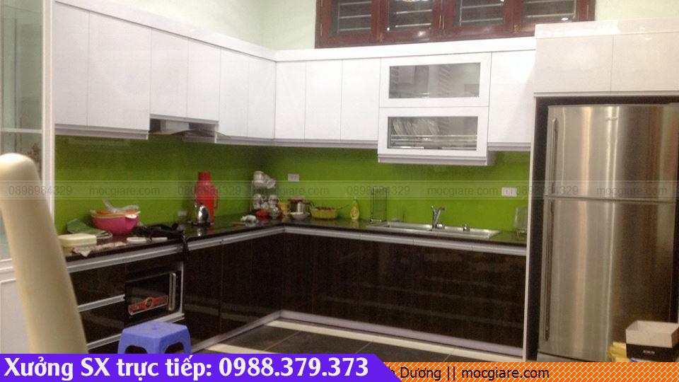 Chuyên đặt đóng tủ bếp tại  Thủ Dầu Một Bình Dương 351819QLA