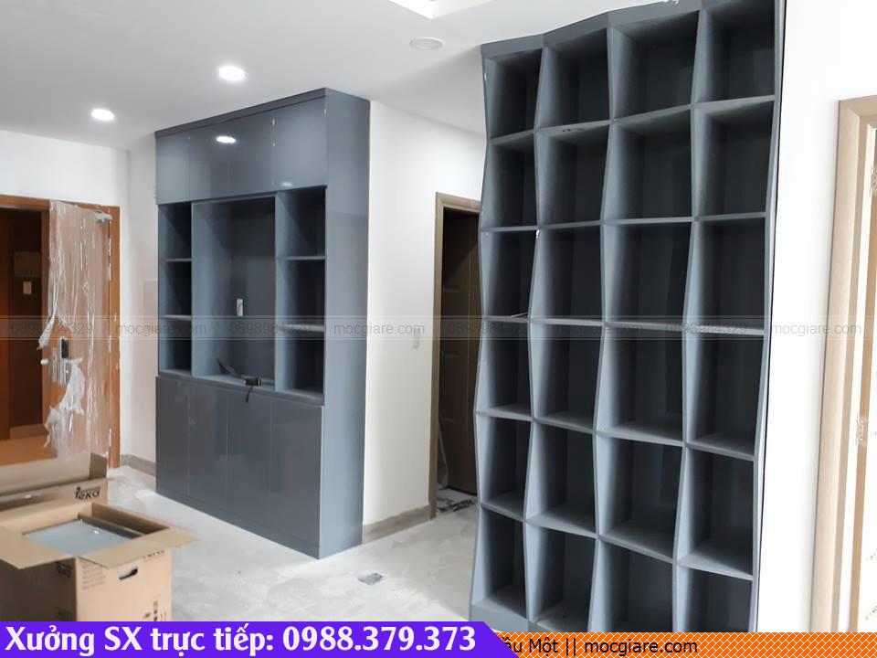 Chuyên đặt đóng tủ hồ sơ văn phòng ở Thủ Dầu Một 4418196L5