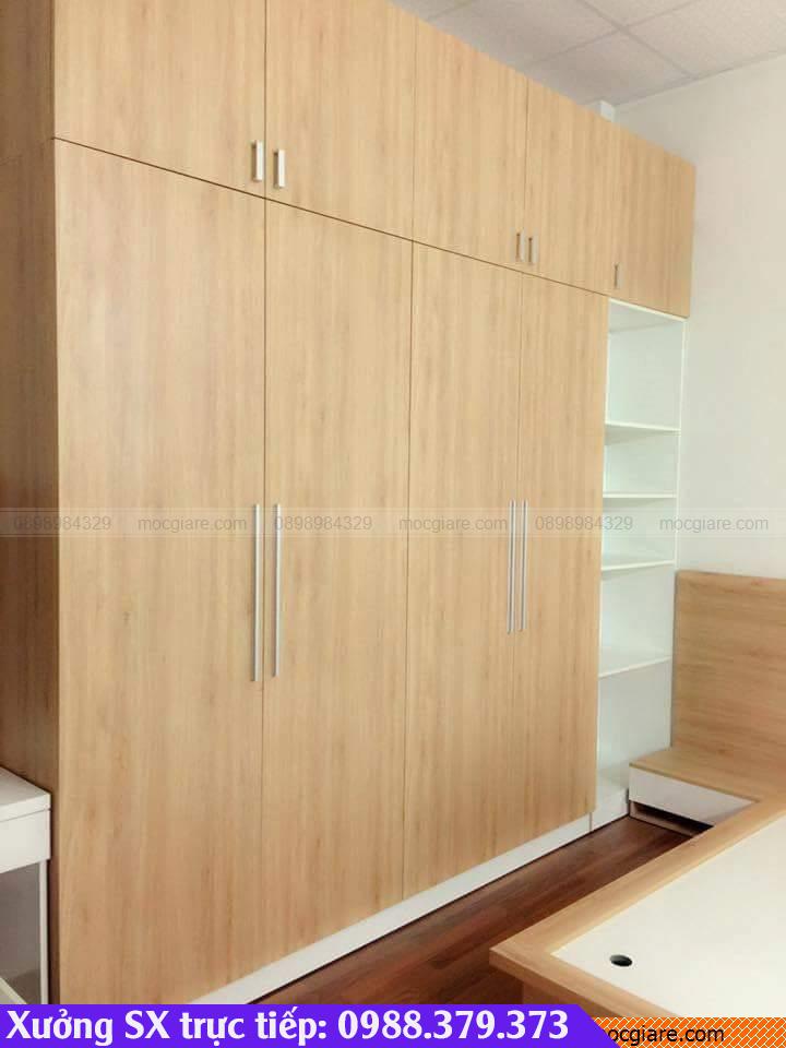 Chuyên đặt đóng tủ quần áo tại Bình Tân 031819GS2