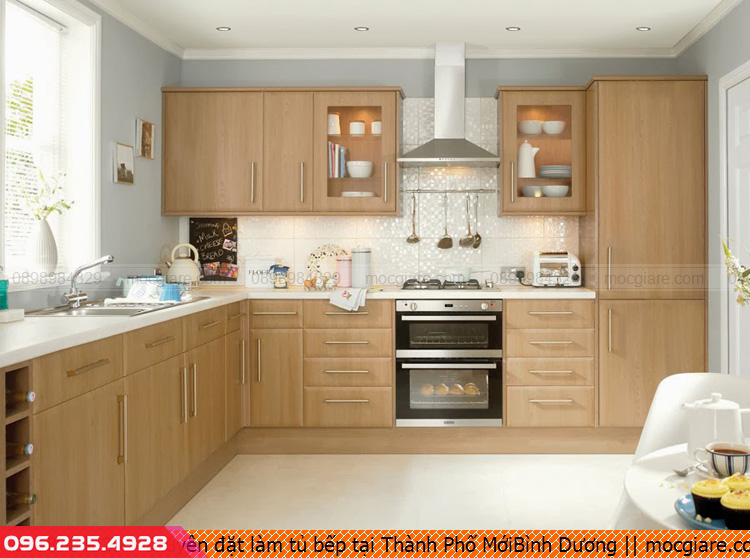 Chuyên đặt làm tủ bếp tại Thành Phố MớiBình Dương 061819626