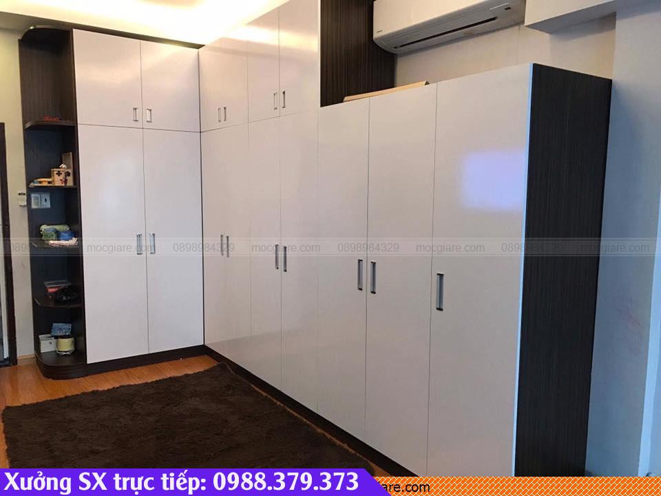 Chuyên đặt làm tủ quần áo ở Nhà Bè 581819ERW