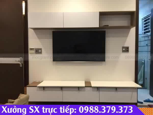 Đóng kệ tủ tivi tại Bến Cát 422319E78