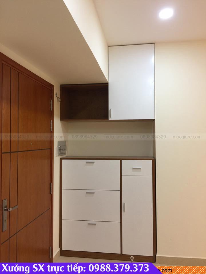 Đóng tủ áo phòng ngủ ở Bàu Bàng 231819ZDN