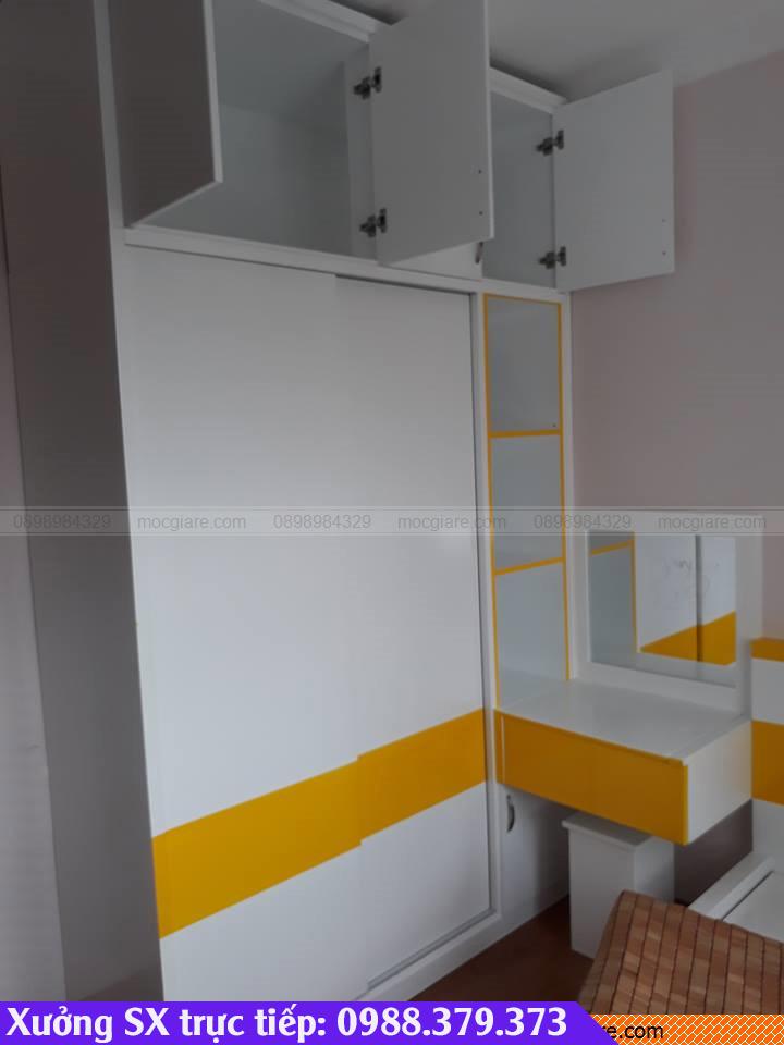 Đóng tủ áo phòng ngủ tại Biên Hòa 3518197K4