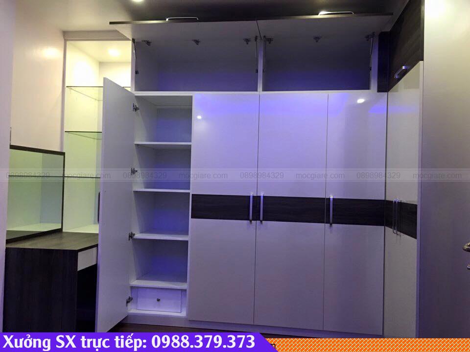 Đóng tủ áo quần tại Bàu Bàng 511819ZHP