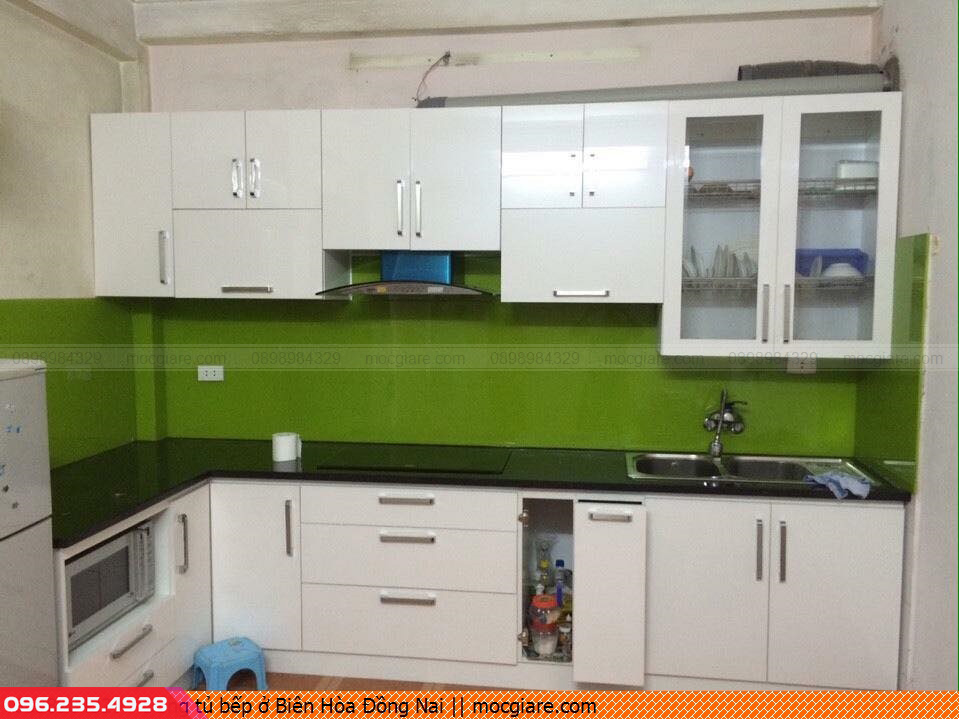 Đóng tủ bếp ở Biên Hòa Đồng Nai 211819XHF