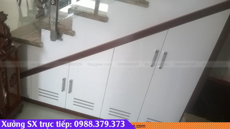 Đóng tủ chân cầu thang tại Gò Vấp 131819CA9
