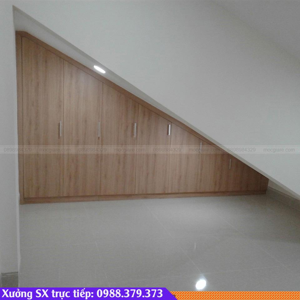 Làm kệ cầu thang ở Bàu Bàng 0018193ZB