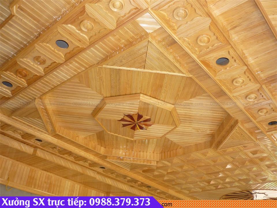 Làm ốp trần nhà ở Thành Phố Mới 441819J7T