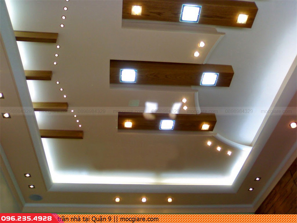 Làm trần nhà tại Quận 9 051819MC2