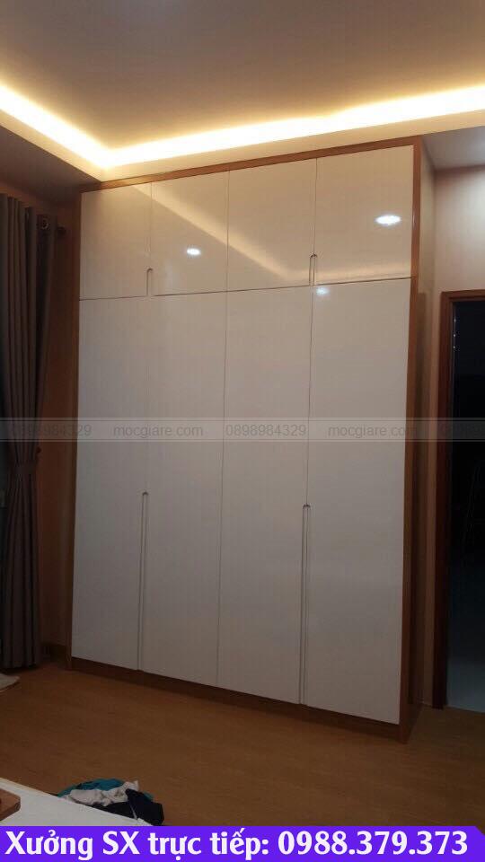 Làm tủ áo giá rẻ Bình Tân 051819XL8