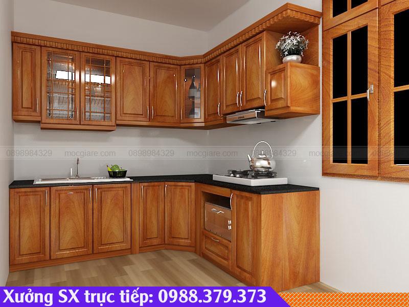 Làm tủ bếp tại Bàu Bàng 0618192ZC