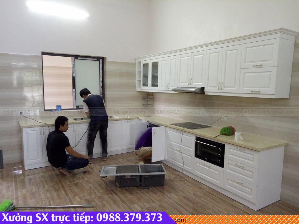 Xưởng đóng kệ bếp ở Long Khánh 5918191FX