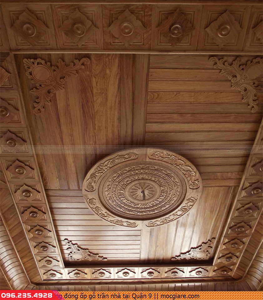 Xưởng đóng ốp gỗ trần nhà tại Quận 9 1318196N4