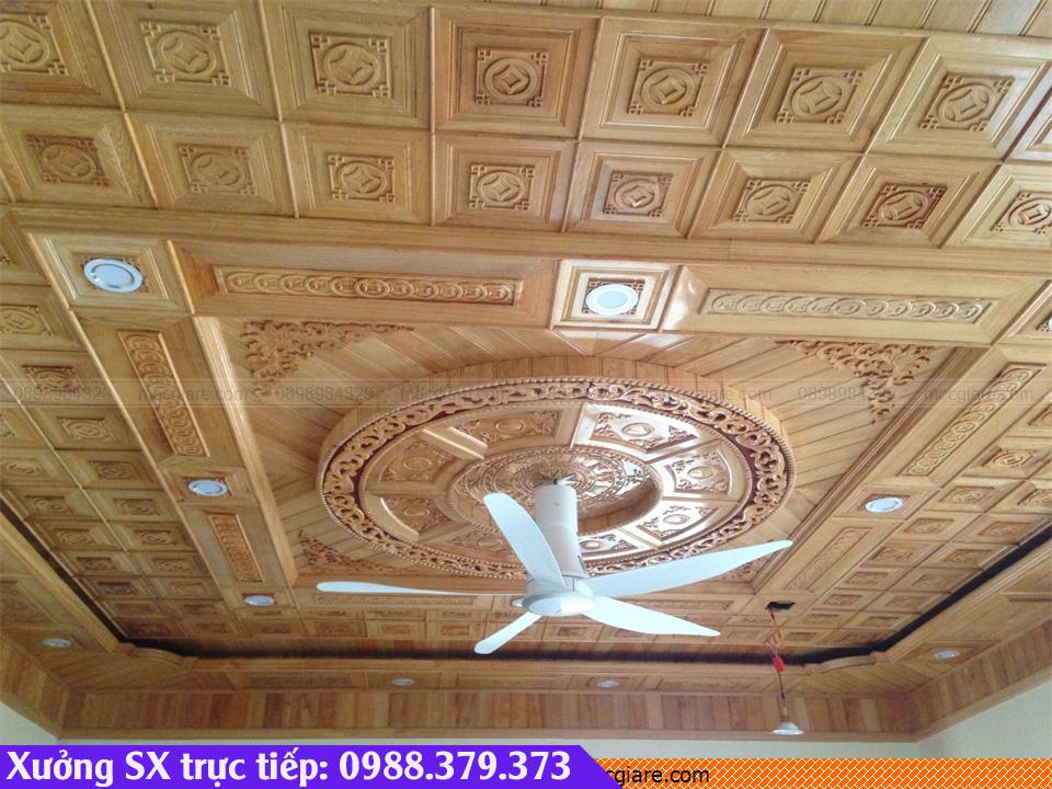 Xưởng đóng ốp trần nhà gỗ ở Thuận An 331819QKR