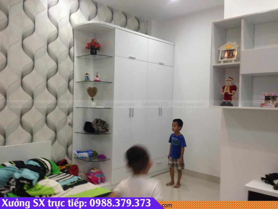 Xưởng đóng tủ áo giá rẻ Hóc Môn 251819DZF