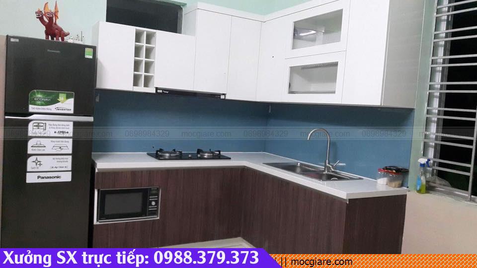 Xưởng đóng tủ bếp gỗ ở Long Thành Đồng Nai 1618198MW