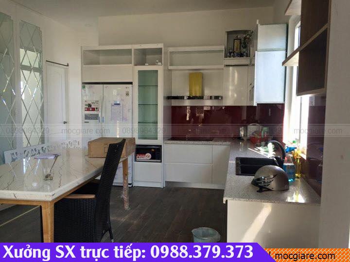 Xưởng đóng tủ bếp ở  Bàu Bàng Bình Dương 171819XPL