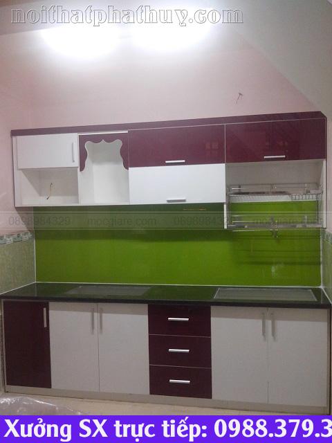 Xưởng đóng tủ bếp tại Nhơn Trạch Đồng Nai 451819PG5
