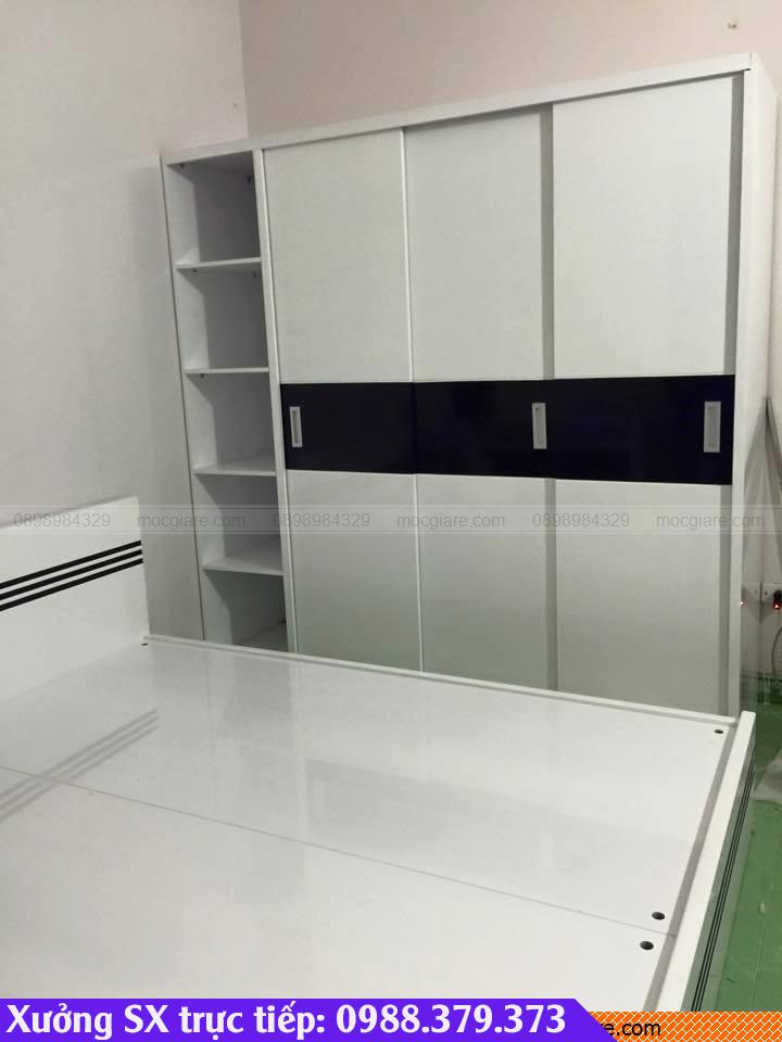 Xưởng đóng tủ quần áo rẻ ở Củ Chi 461819N9Q