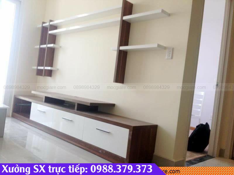 Xưởng đóng tủ tivi giá rẻ tại Quận 7 052319L2F